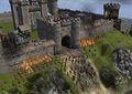 Castle attac...