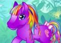 Rainbow Pony...