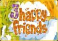 3 Happy Frie...