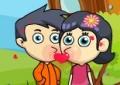 Hiding Kisse...