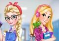 Elsa and Rap...