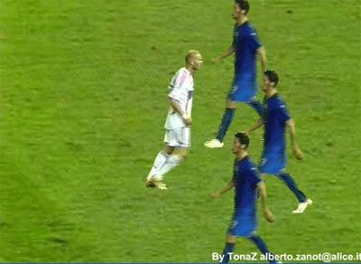 Zidane vs. t...