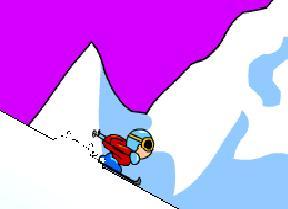 Agresive ski