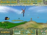 Stunt Bike Island - online hry