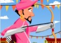 Pink archer
