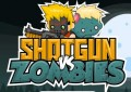 Shotgun vs. Zombies