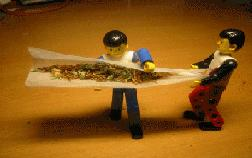 Lego smokers