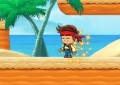 Pirate run a...