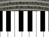 Piano simula...