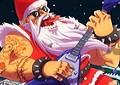 Santa rockst...