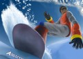 Snowboarding...