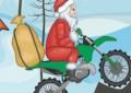 Santa On Mot...