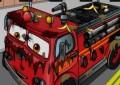 Tom Wash Fire Truck