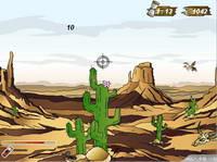 Desert hunte...