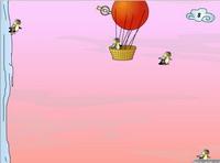 Flying Pingu...