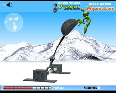 Ufo jump