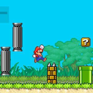 Mario again